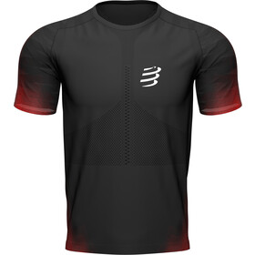 Compressport Racing SS Tshirt Men, black